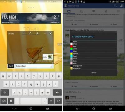 Aplikasi SMS Small Kini Hadir di Perangkat SonyXperia