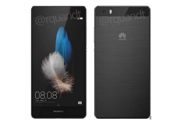 Gambar Huawei P8 Bocor di Internet SebelumPeluncuran