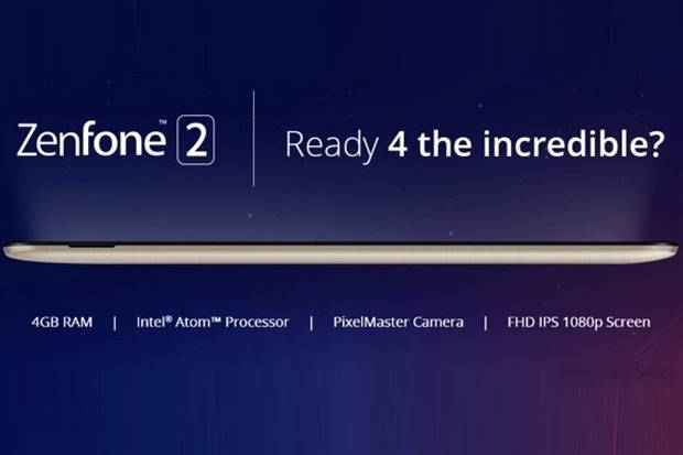 Indonesia Negara Asia Pertama Disambangi Asus ZenFone2